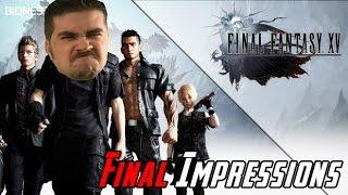 Download AJ's Final Fantasy XV - Final Impressions! Video