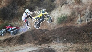 Download Ghostriding My Dirtbike! Video