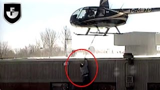 Download 5 Real Prison/Jail Escapes Caught On Camera #2 Video