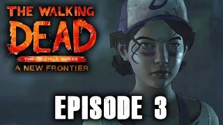 Download THE WALKING DEAD Season 3 Episode 3 Walkthrough Part 1 / Ending - ABOVE THE LAW (FULL EPISODE) Video