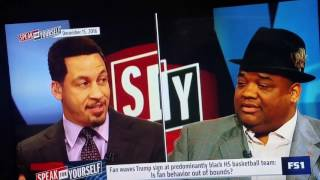 Download The Biggest C00N In Sports Media- Jason Whitlock {Speak For Your Self} Video