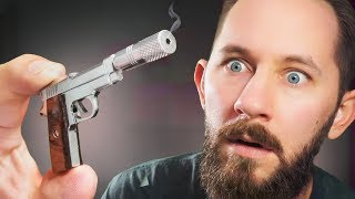 Download 10 of the Tiniest Weapons that Actually Work! Video