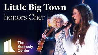 Download Little Big Town honors Cher | 2018 Kennedy Center Honors Video