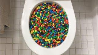 Download Will it Flush? - M&M's Video