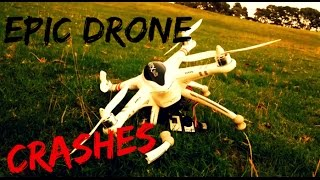Download Extreme Drone Crashes - Compilation 2015 Video