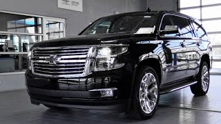 Download 2017 Chevrolet Tahoe: Review Video