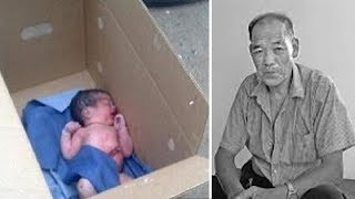 Download Man finds baby in a shoebox, days later he finds another one and realizes heartbreakning truth Video