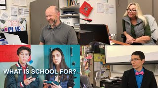 "Download TEACHERS REACT TO ""WHAT IS SCHOOL FOR?"" By Prince EA Video"