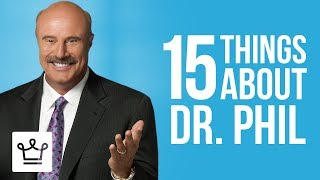 Download 15 Things You Didn't Know About Dr. Phil Video