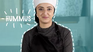 Download cooking with tazzy | makin AUTHENTIC hummus Video