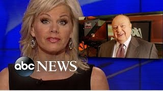 Download Gretchen Carlson Sues Roger Ailes for Sexual Harassment Video