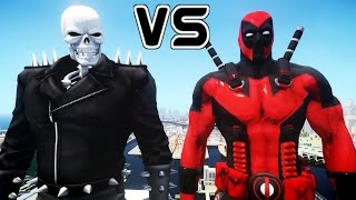 Download DEADPOOL VS GHOST RIDER - DEADPOOL ULTIMATE Video
