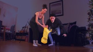 Download THROWING UP BLOOD PRANK ON MOM Video