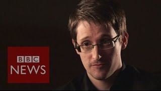 Download Edward Snowden: 'I know how to keep a secret' - BBC News Video