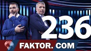 Download FAKTOR #236: KOBAL, VILFAN, PREŠIČEK, ARSENOVIČ (Nenad GLÜCKS, dr. Boštjan M. TURK) Video