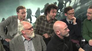 Download Best of the Hobbit Interviews Video