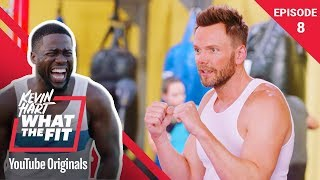 Download Boxing with Evander Holyfield & Joel McHale | Kevin Hart: What The Fit Ep 8 | Laugh Out Loud Network Video