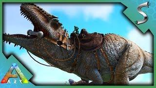Download SOLO GIGANOTOSAURUS TAMING! GIGA TRAP METHOD! - Ark: Survival Evolved [S3E110] Video