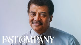Download Neil deGrasse Tyson On How To Get Rich In Space | Fast Company Video
