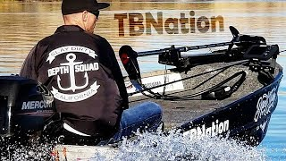 Download Baddest 12 foot Micro Bass Boat out there! (Jon Boat to Bass Boat) #TBNation Video