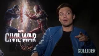 Download Anthony Mackie & Sebastian Stan panel/press hilarity Ultimate Video