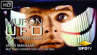 Download VIDEO EVIDENCE THAT UFOs ARE REAL - THE MUFON SYMPOSIUM – Featuring Jaime Maussan Video