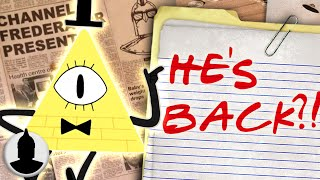 Download Could Bill Cipher Return to Gravity Falls?! - Cartoon Conspiracy (Ep. 121) Video