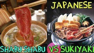 Download Shabu Shabu VS. Sukiyaki: Japanese Hotpot in Fukuoka Japan Video