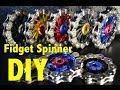 Download Fidget Spinner DIY: EASY, Cheap, Ceramic, Metal, Long Spin Video