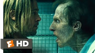 Download World War Z (9/10) Movie CLIP - Zombie Camouflage (2013) HD Video