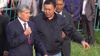 Download Президент Атамбаев Сузакка барды Video