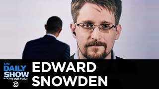"""Download Edward Snowden - """"Permanent Record"""" & Life as an Exiled NSA Whistleblower 