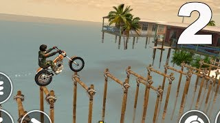 Download Trial Xtreme 4 - Bike Racing Game - Motocross Racing Gameplay Walkthrough Part 2 (iOS, Android) Video
