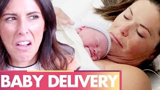 Download Joslyn Delivers Her Sister's Baby!!! (Beauty Trippin) Video