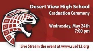 Download Desert View School Graduation - 2017 Video