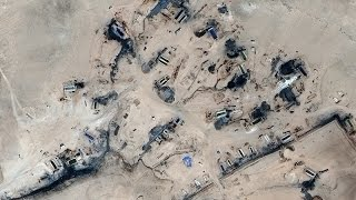Download Satellite Images: Islamic State Oil Production Video