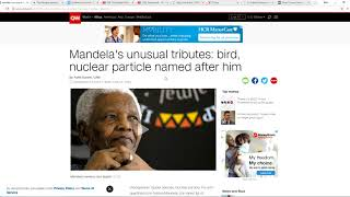 Download Mandela Effect ( There Actually Was A Particle Named The Mandela Particle In 1973) Video
