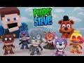 Download Five Nights at Freddy's Funko Twisted Ones Pop Figures FNAF Set Unboxing Puppet Steve Video