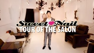 Download Tour of Sweet Nail Salon Video