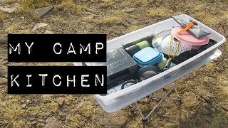 Download MY CAR CAMPING KITCHEN (Cheap Vandwelling/Overlanding Cooking Setup) Video
