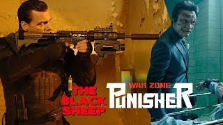Download PUNISHER: WAR ZONE - The Black Sheep (2008) Ray Stevenson, Dominic West Marvel action movie Video