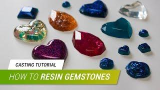 Download Casting Tutorial - Gemstones with Pebeo´s Crystal Resin | JakCosplay Video
