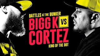 Download KOTD - Rap Battle - Bigg K vs Cortez | #BATB2 Video