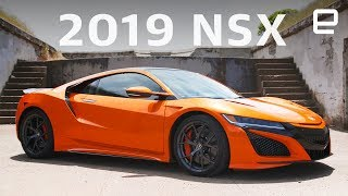 Download 2019 Acura NSX Review: Car technology done right Video
