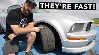 Download Falken Azenis RT615K+ Tire Track Review and Tire Test Video