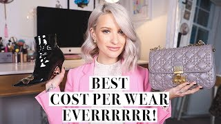 Download Really worth the money!? Which brands and pieces in my closet have I worn the most? Video