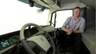 Download Volvo Trucks - A cab designed for the driver (new Volvo FH) Video