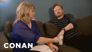 Download Secret Santa Conan Blows His Staffer's Mind Video