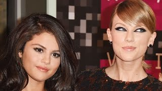 Download Selena Gomez Ditches Taylor Swift's Thanksgiving Dinner Video