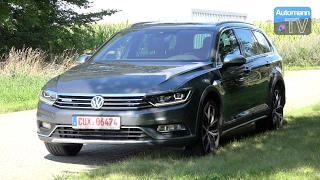 Download 2017 Passat Alltrack BiTDI (240hp) - DRIVE & SOUND (60FPS) Video